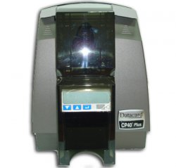 DataCard CP40 Plus принтер для печати на пластиковых картах